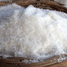 panier de sel marin