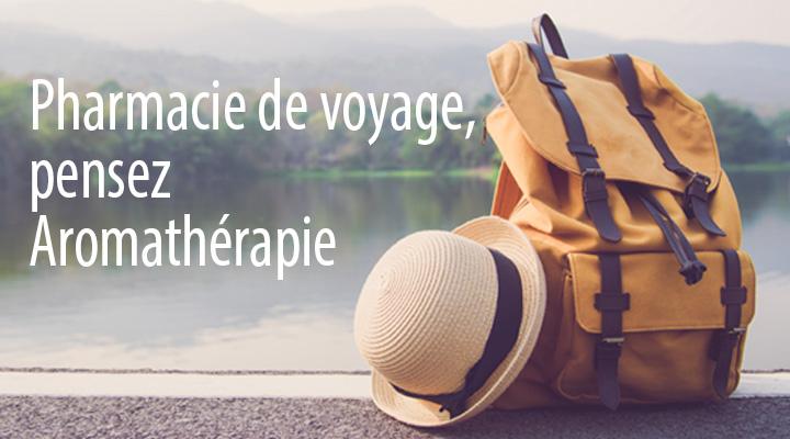 Για το ταξιδιωτικό μας φαρμακείο, σκεφτόμαστε…                    …Αρωμα-θεραπευτικά!